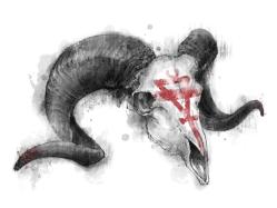 mar-del-valle-la-fuerza-de-los-fuertes-jack-london-traspies-craneo-carnero-ram-skull