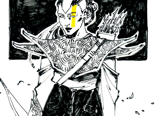 mar-del-valle-inktober-golden-archer-dest